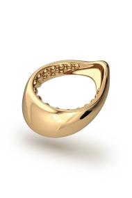Adonis Stimu XL Eichelring, Gold