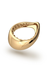 Adonis Stimu XL Glans Ring, Gold