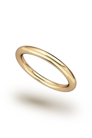 Minos Classic Penis Ring, Gold