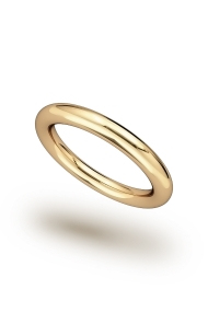 Minos Classic XL Penis Ring, Gold