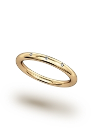 Minos Shine Penis Ring, Gold