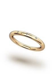 Minos Shine Penis Ring, Gold