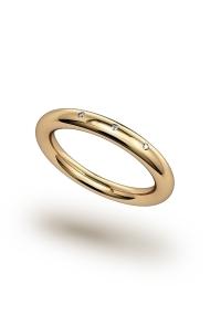 Minos Shine XL Penis Ring, Gold