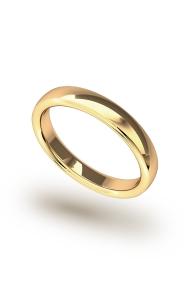 Morpheus Classic Penis Ring, Gold