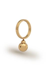 Morpheus Pendeloque Penis Ring, Gold