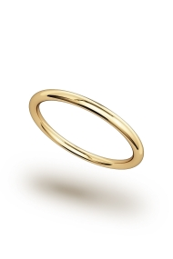 Hektor Classic Cock Ring, Gold