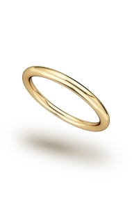 Hektor Classic XL Cock Ring, Gold