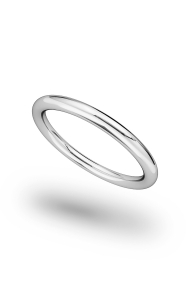 Hektor Classic XL Cock Ring, Silver