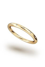Hektor Shine XL Cock Ring, Gold