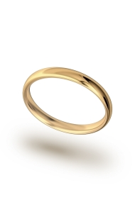 Hypnos Classic Cock Ring, Gold