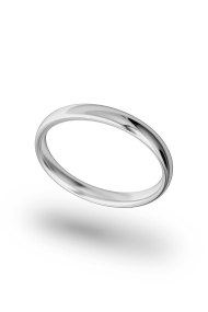 Hypnos Classic Cockring, Silber