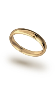 Hypnos Classic XL Cock Ring, Gold