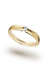 Hypnos Shine XL Cock Ring, Gold