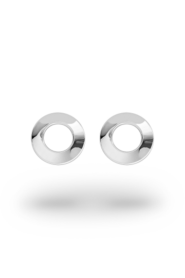 Alexia Classic Nipple Shields, Silver