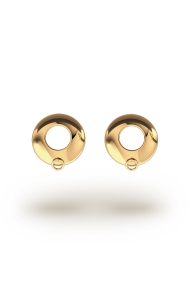 Alexia Ring XL Nipple Shields, Gold