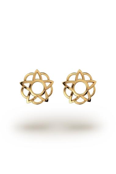 Melina Star Nipple Shields, Gold