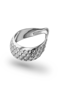 Adonis Vulcano XL Glans Ring, Silver