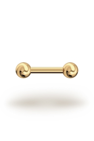 Elis Classic 2,0/5 Barbell, Yellow Gold