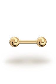 Elis Classic 2,0/6 Barbell, Yellow Gold