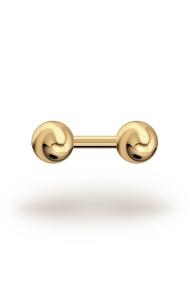 Elis Classic 3,0/10 Barbell, Gelbgold