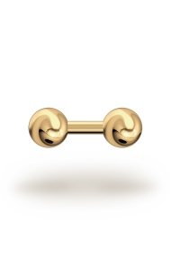 Elis Classic 4,0/12 Barbell, Gelbgold