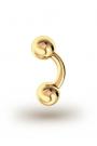 Ilia Classic 3,5/10 Bananabell, Yellow Gold