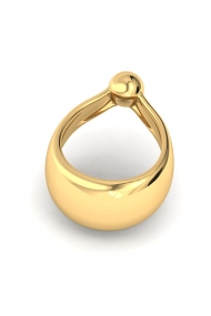 Adonis Ball XL Glans Ring, Gold